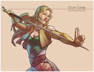 CERES CHERE by Pryce14