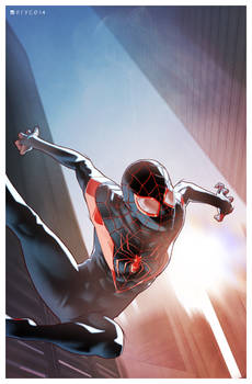 ULTIMATE SPIDER-MAN: Miles Morales