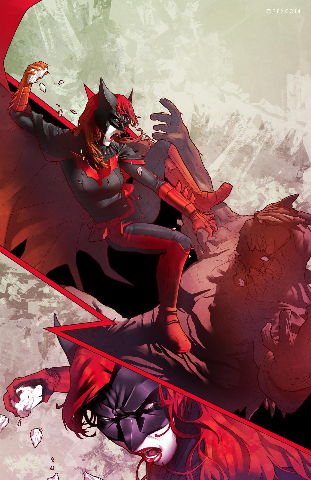 FaH - Batwoman by Pryce14