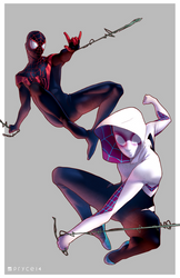 Gwen and Miles