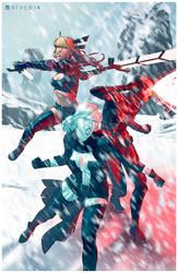Uncanny X-Men by Pryce14
