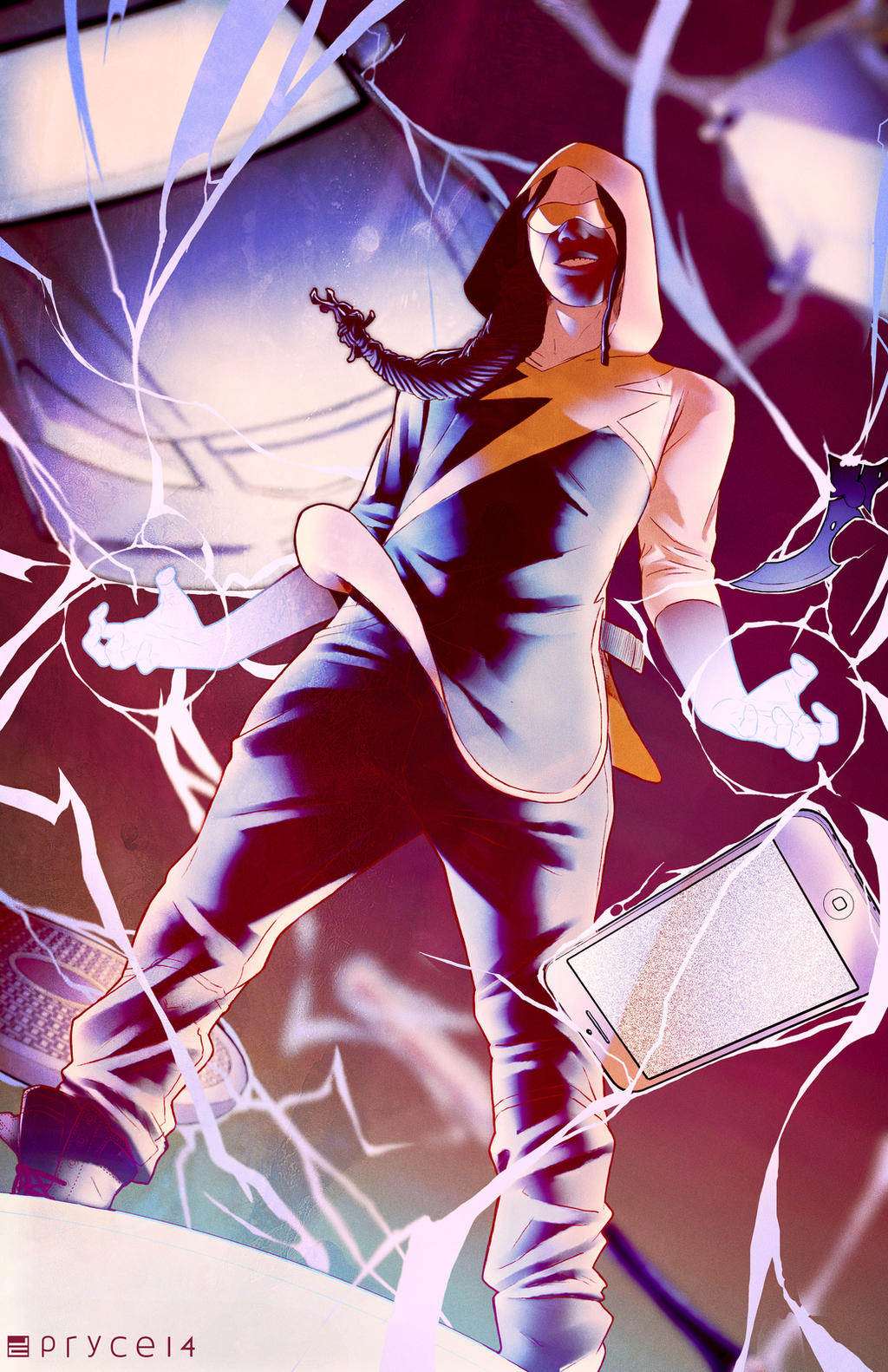 FAH - Static Shock by Pryce14