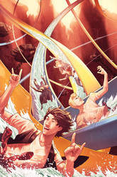 Bill and Ted Go To Hell #3