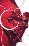 Scarlet Witch #4  -  Women of Power Variant