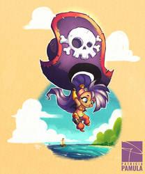 Shantae by PatriciaPamula