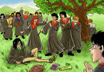 Snape's Worst Memory by jin3shi3