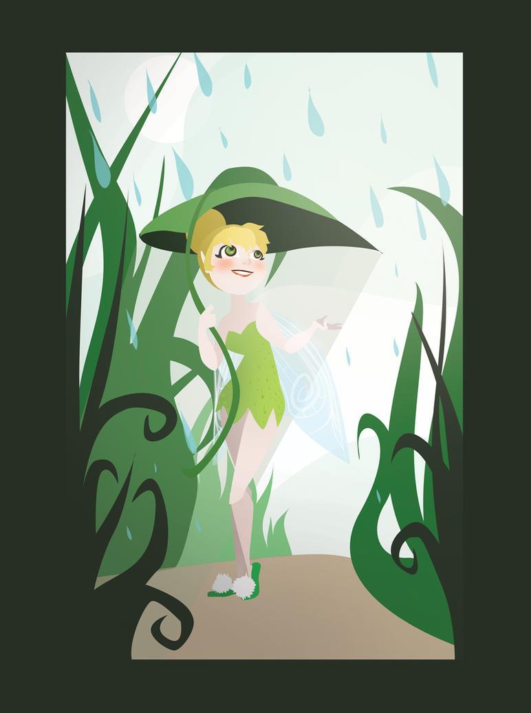 Tinkerbell by Kuro-x-Sora