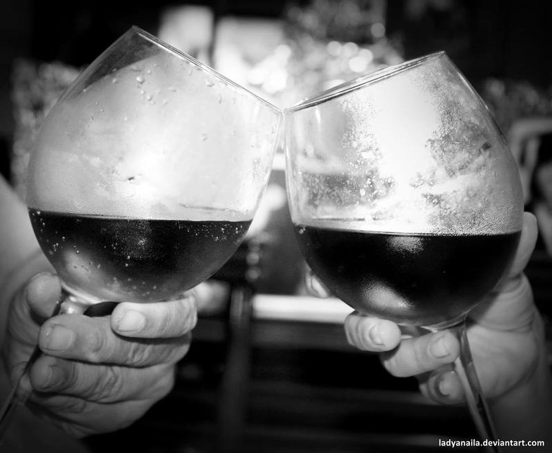 196. Cheers by LadyAnaila