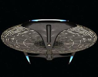 The Enterprise-J by mckinneyc
