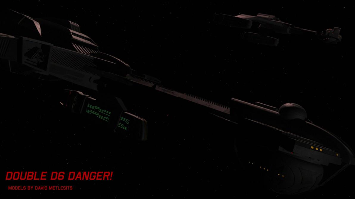 Double D6 Danger by mckinneyc
