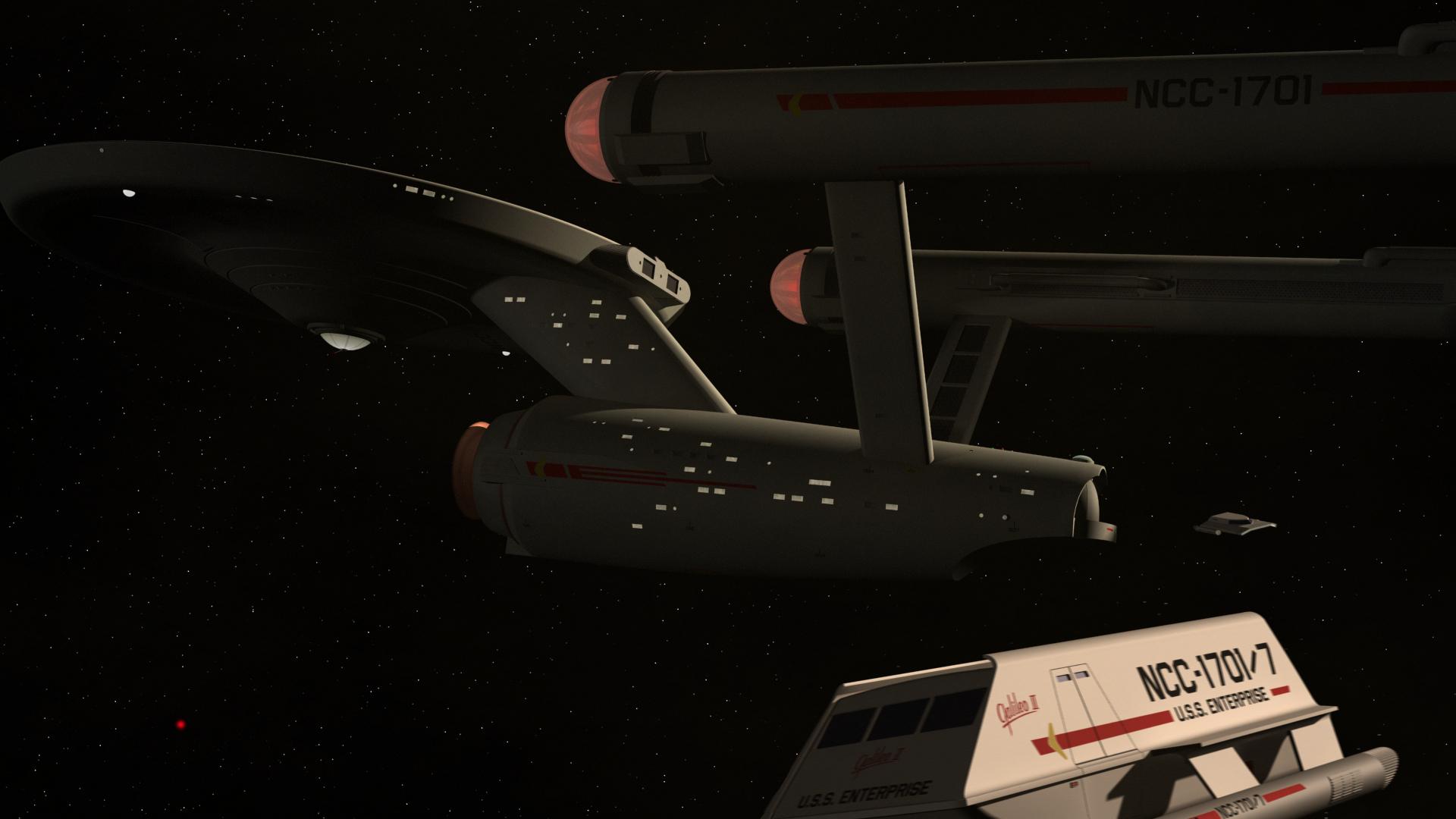 Shuttle Ops by mckinneyc