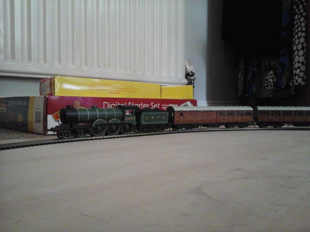 Hornby LNER B12/3 by mckinneyc