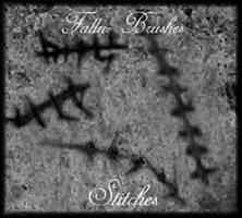 Stitches Brushes by Falln-Brushes