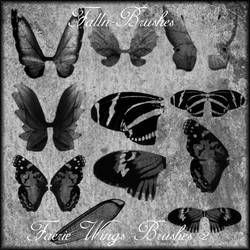 Faerie Wings Brushes II