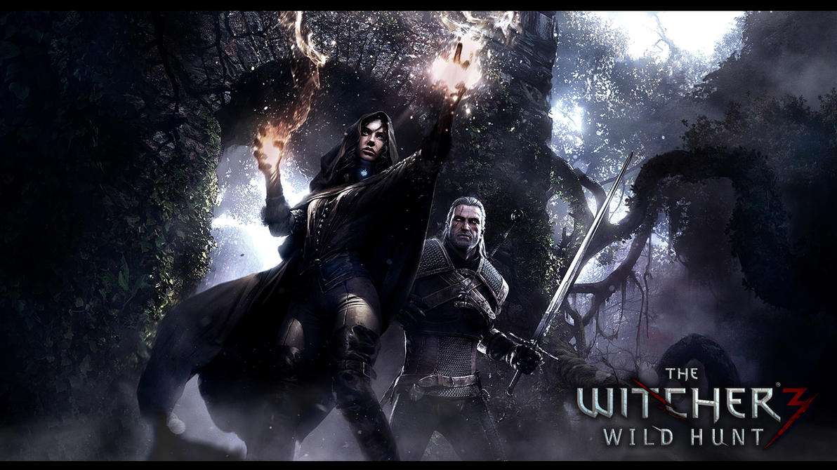 the witcher 3 wild hunt wallpaper by lith 1989 on deviantart
