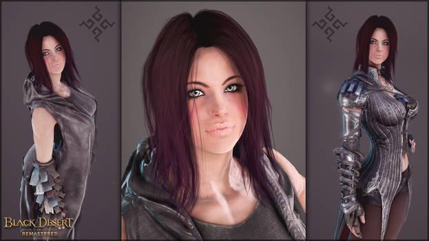 Black Desert Remastered - BDO Sorceress