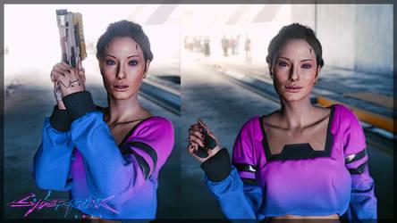 Cyberpunk 2077 My V