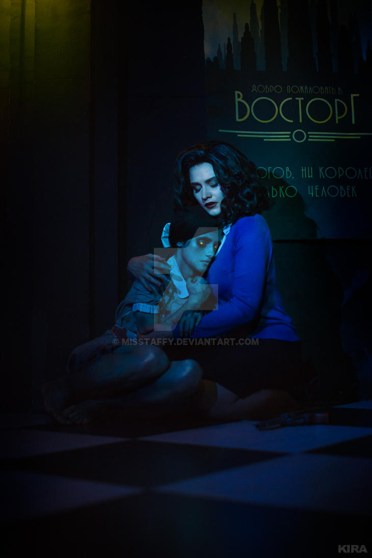 Bioshock: Mother Goose and her Little One (14) by MissTaffy