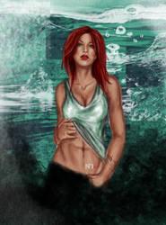 Terra Shepard by mappeli