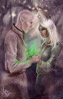 Solas and Maranwiniel by mappeli