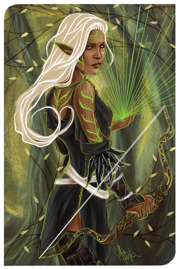Dragon Age Elf Symbol