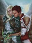 Templar/Mage commission
