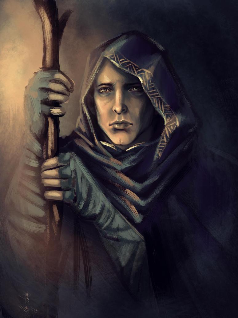 Hobo apostate elfy elf by mappeli