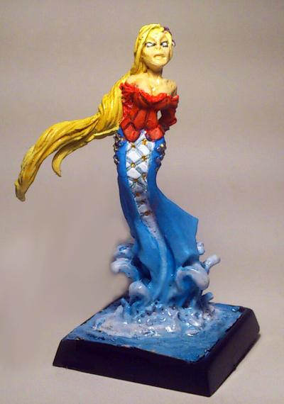 Clarissa Banshee,Razig Mage (Reaper Miniatures) by atreidestm