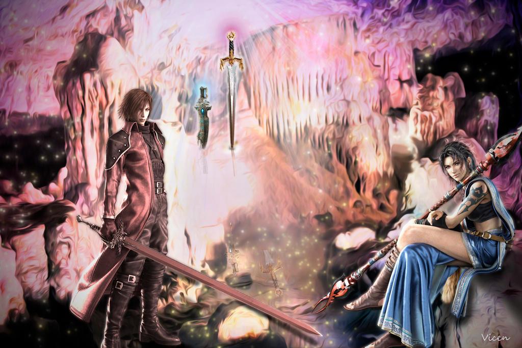 The alliance of swords