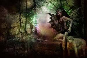 Magical Creature by Mvicen