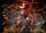 Lady Ira by Mvicen