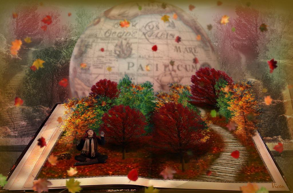 Fall colors - Colores de otonio