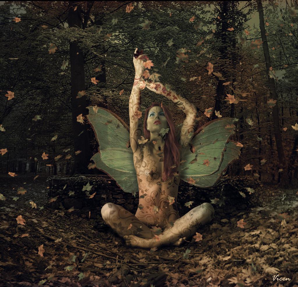 Autumn Fairy_Hada de otono