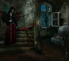 Fairy Lady Halloween by Mvicen