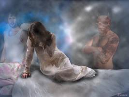 Angels and Demons* Angeles y Demonios by Mvicen