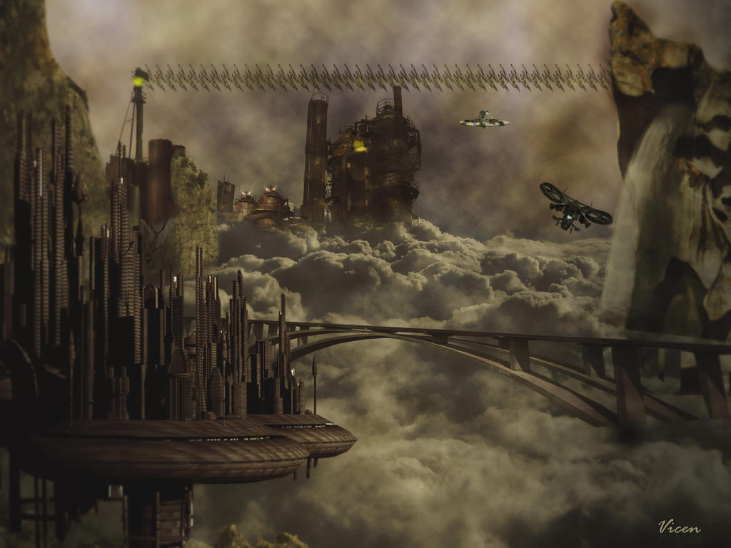 City of the Future*Ciudad del futuro