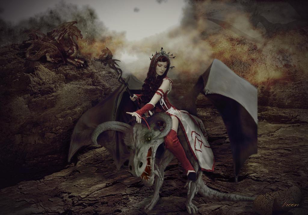 Land of Dragons* Tierra de Dragones