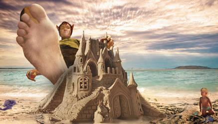Fantasia infantil* Children's fantasy by Mvicen