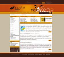 Zaszafie.pl - Literary Portal by neatgroup