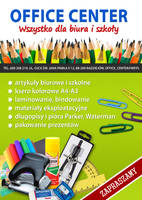 Office Center Leaflet by neatgroup