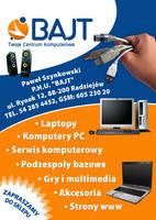 BAJT leaflet by neatgroup