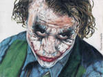 The Joker- Heath Ledger