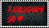 I Support Fi, Stamp. by Sineretic-Spot