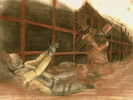 Leon vs Executioner