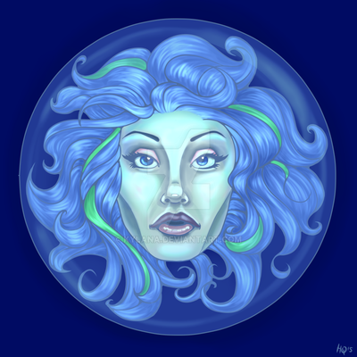 Madame Leota by kylana