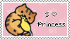 princess by daukayai