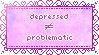 [request] depressed does not equal problematic by daukayai