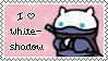 whiteshadow by daukayai