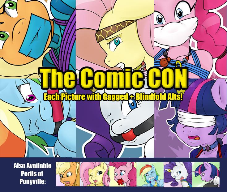 Comic CON by EccentricPone