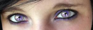 A Violet Stare